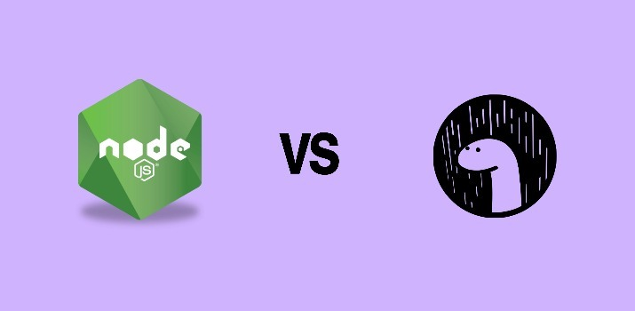 What is Deno? How it is different from Node.js?