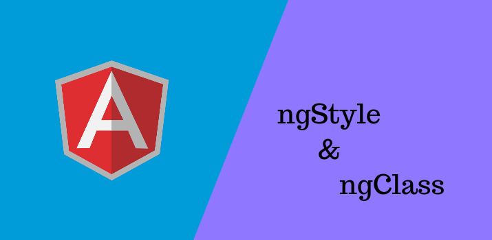 How to dynamically style Angular Components templates using ngStyle & ngClass?