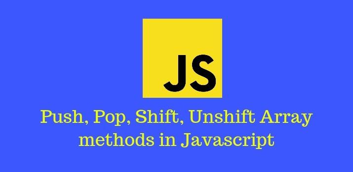 php array push pop shift